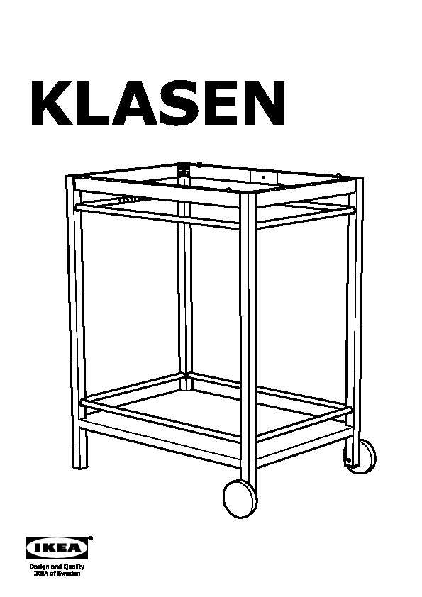 KLASEN structure