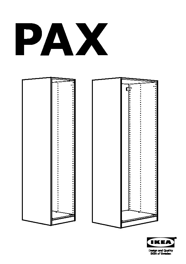 Pax Armoire Penderie Bleu Ikea Switzerland Ikeapedia