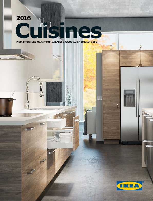 IKEA Canada - Brochure Cuisines 2016
