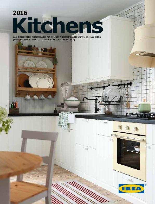 IKEA United-Kingdom - Brochue kitchen METOD 2016