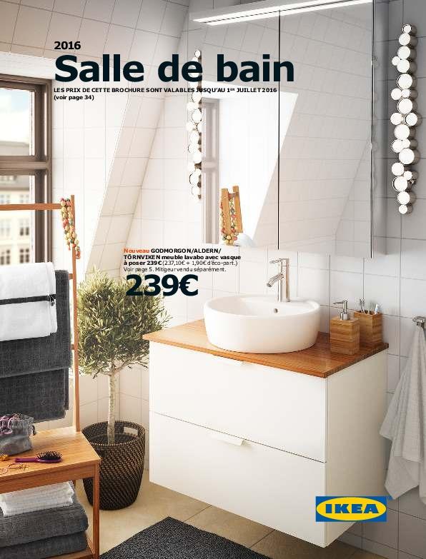 IKEA France - Salle de bains 2016