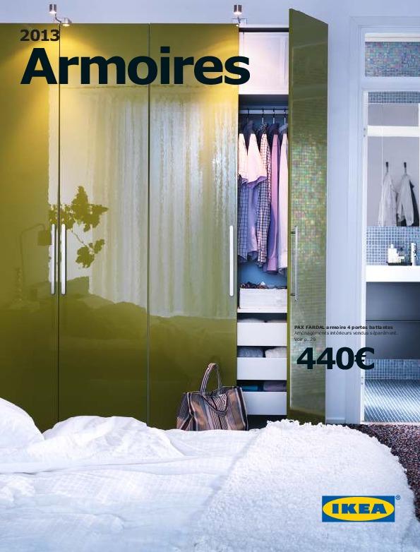 IKEA France - Armoires 2013