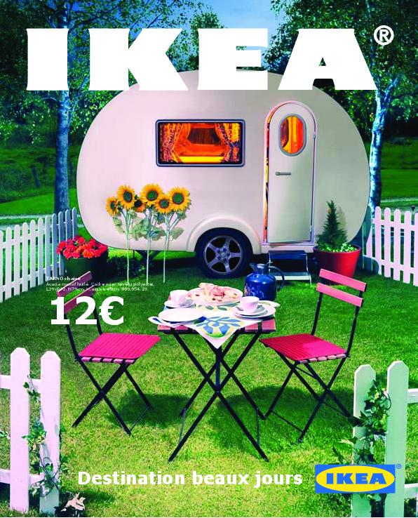IKEA France - Destination beaux jours 2012