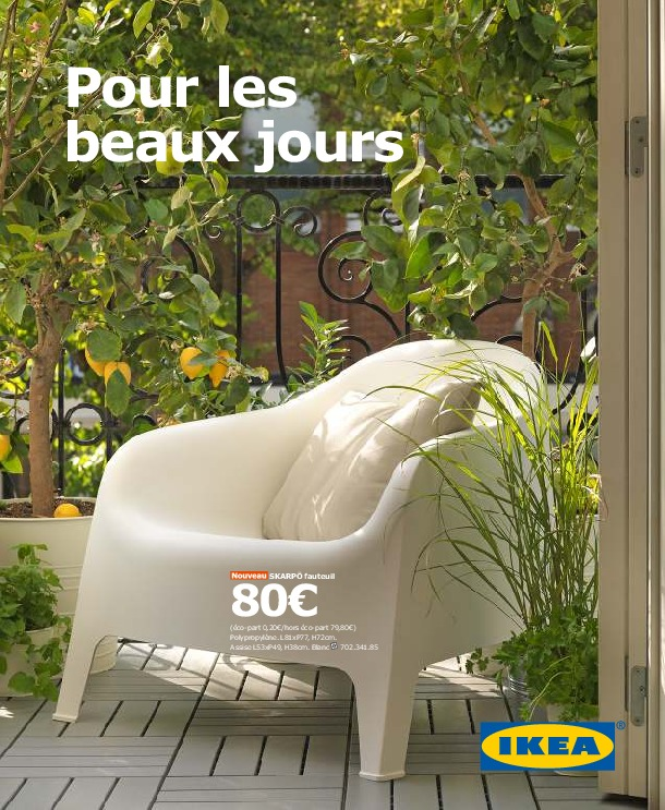 IKEA France - Pour les beaux jours 2014