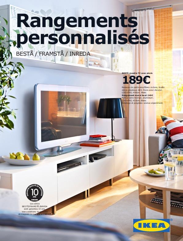 IKEA France - Rangements BESTA