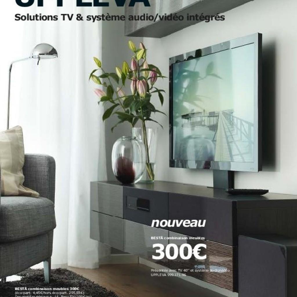 IKEA France   UPPLEVA Solutions TV Audio Video 12   IKEAPEDIA