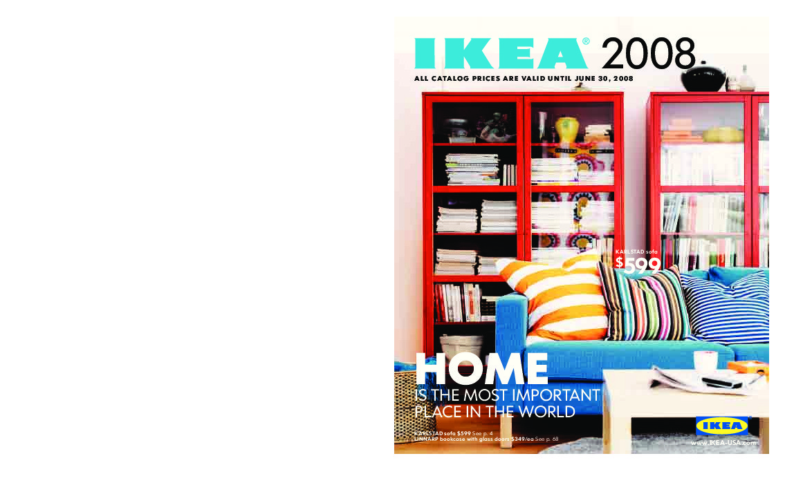 catalogue ikea etats unis 2008 ikeapedia. Black Bedroom Furniture Sets. Home Design Ideas