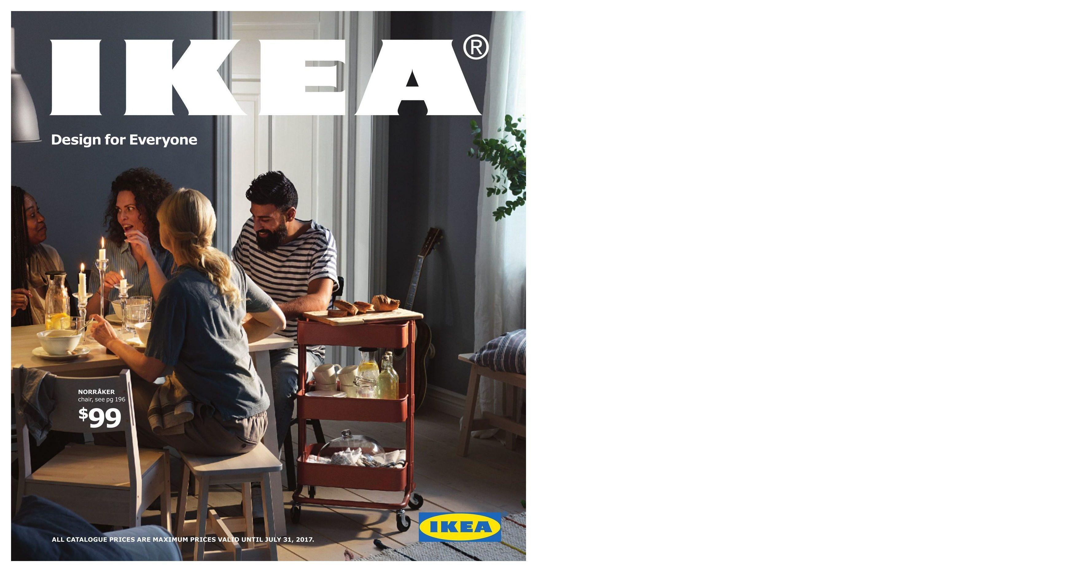 Catalogue Ikea Canada 2017 Ikeapedia