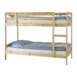 Mydal Bunk Bed Frame Pine Ikeapedia