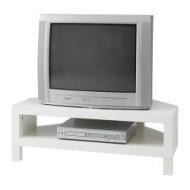 Lack Meuble Tv D Angle Blanc Ikea France Ikeapedia
