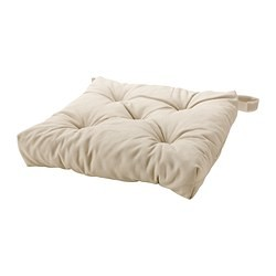 MALINDA Chair cushion grey IKEA