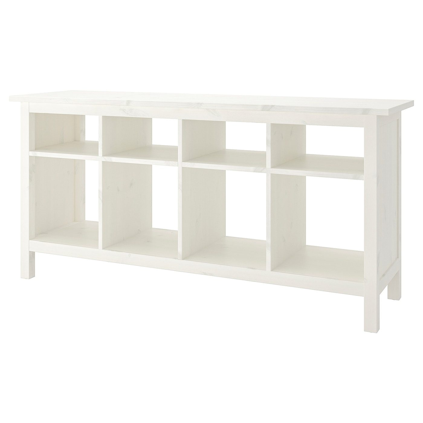 HEMNES Sofa Table White Stain - IKEAPEDIA