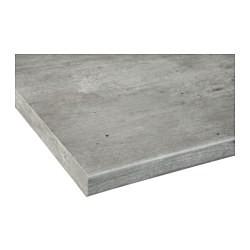 grillby plan de travail gris fonc imitation ciment ikea france ikeapedia. Black Bedroom Furniture Sets. Home Design Ideas
