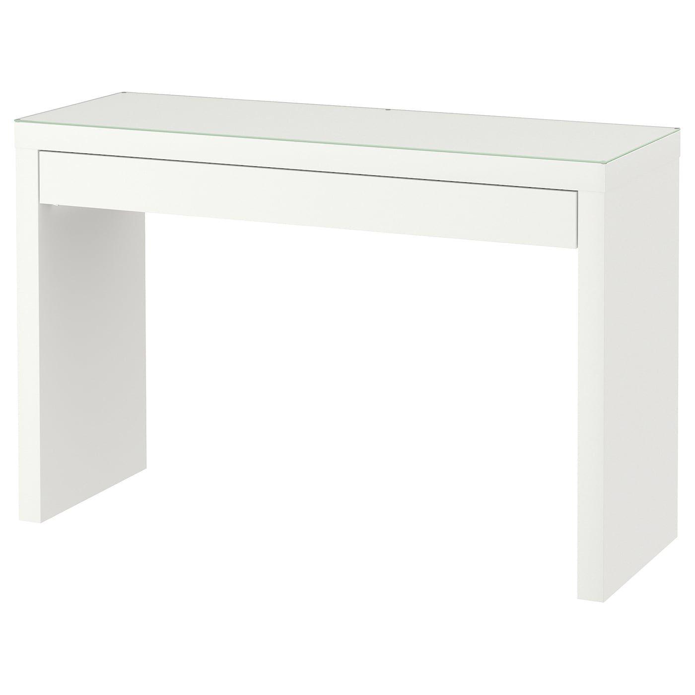 Malm Dressing Table White Pedia