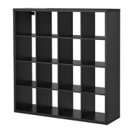 Kallax Etagere Brun Noir Ikea France Ikeapedia