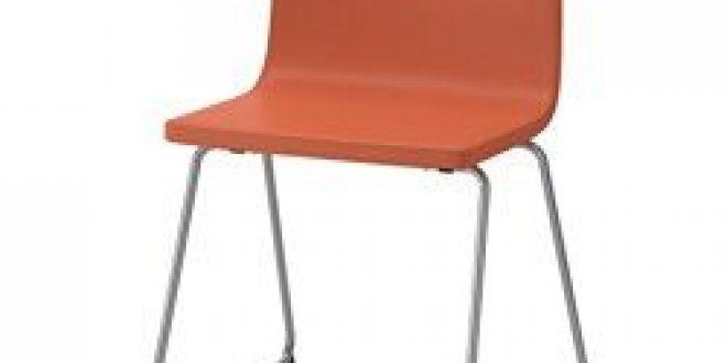 bernhard chaise chrom mjuk orange ikea france ikeapedia. Black Bedroom Furniture Sets. Home Design Ideas