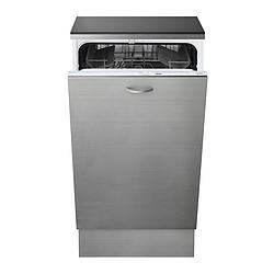renlig dw45 lave vaisselle encastrable gris ikea france ikeapedia. Black Bedroom Furniture Sets. Home Design Ideas