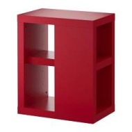vika annefors pied de table avec rangement rouge ikea france ikeapedia. Black Bedroom Furniture Sets. Home Design Ideas