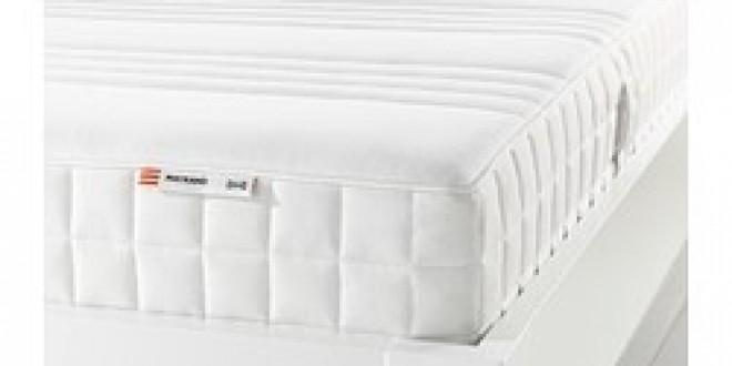 Forum Materassi Memory.Matrand Materasso In Memory Foam Rigido Bianco Ikea Italy