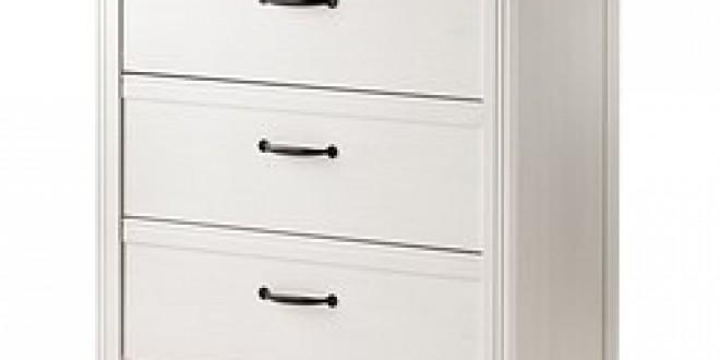 new arrivals fe5aa 23057 BRUSALI Chest of 3 drawers white - IKEAPEDIA