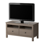 hemnes banc tv gris brun ikea france ikeapedia. Black Bedroom Furniture Sets. Home Design Ideas