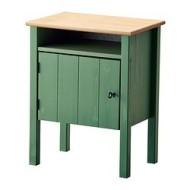 HURDAL Comodino verde (IKEA Italy) - IKEAPEDIA