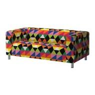 housse de canapé multicolore KLIPPAN Housse de canapé 2pla Randviken multicolore (IKEA France  housse de canapé multicolore