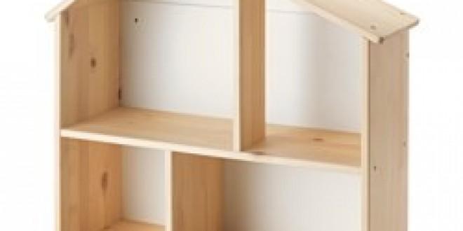 Flisat Casa Delle Bambole Scaffale Ikeapedia