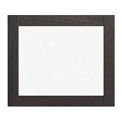 billy olsbo porte vitr e brun noir ikea france ikeapedia. Black Bedroom Furniture Sets. Home Design Ideas