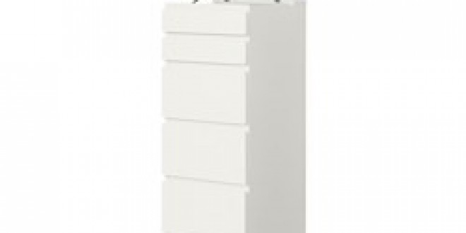 Malm commode 6 tiroirs blanc miroir ikea france ikeapedia for Commode miroir ikea