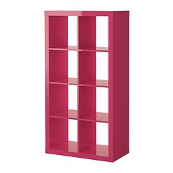 expedit tag re brillant rose ikea france ikeapedia. Black Bedroom Furniture Sets. Home Design Ideas