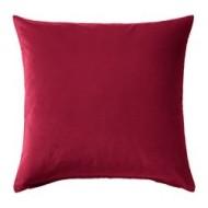 Fodere Per Cuscini 50x50.Sanela Fodera Per Cuscino Rosa Scuro Ikea Italy Ikeapedia