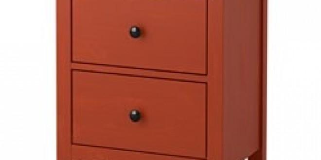 Cassettiera Ikea Hemnes 6 Cassetti.Hemnes Cassettiera Con 2 Cassetti Color Mogano Ikea Italy