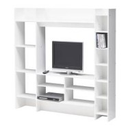 Mavas Meuble Tv Hifi Blanc Ikea France Assembly