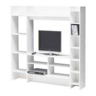 mavas mavas meuble tvhifi blanc - Meuble Tv Ikea Mavas