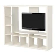 expedit expedit meuble tv blanc
