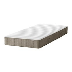 hamarvik matelas ressorts mi ferme beige fonc ikea france ikeapedia. Black Bedroom Furniture Sets. Home Design Ideas