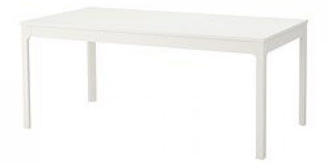 Ekedalen Extendable Table White Ikea United States Assembly