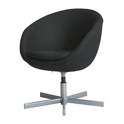Ikea Skruvsta Draaifauteuil.Skruvsta