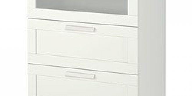 Brimnes commode 3 tiroirs blanc ikea canada french ikeapedia - Commode brimnes ikea 3 tiroirs ...