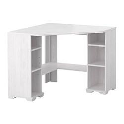 Ultramoderne BORGSJÖ Corner desk white (IKEA United States) - IKEAPEDIA OL-78