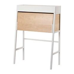 Ikea Ps 2014 Secretaire Blanc Plaque Bouleau Ikeapedia