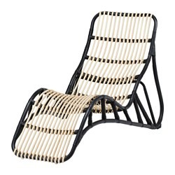 Nipprig 2017 Chaise Lounge Rattan