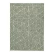 STENLILLE Rug, low pile green (IKEA