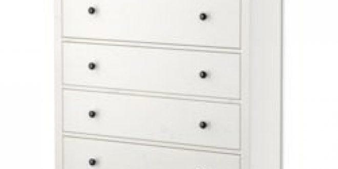 Hemnes commode 6 tiroirs teint blanc ikea canada french ikeapedia - Ikea commode hemnes 6 tiroirs ...