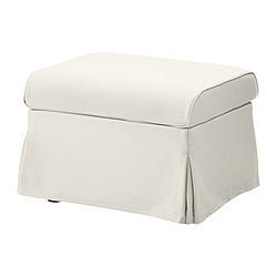sandby housse repose pieds blekinge blanc ikea france ikeapedia. Black Bedroom Furniture Sets. Home Design Ideas