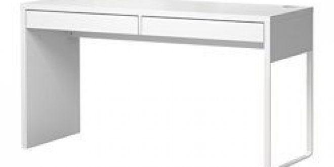 micke bureau blanc ikea france ikeapedia. Black Bedroom Furniture Sets. Home Design Ideas