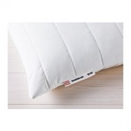 Cuscino Memory Foam Lavaggio.Bandblad Cuscino In Memory Foam Bianco Ikea Italy Ikeapedia