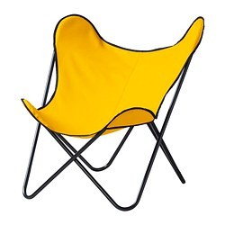 kl ppa fauteuil jaune ikea france ikeapedia. Black Bedroom Furniture Sets. Home Design Ideas