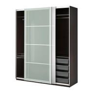 pax armoire penderie brun noir auli sekken ikea france ikeapedia. Black Bedroom Furniture Sets. Home Design Ideas